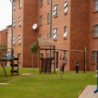 R5000 2bedroom flat with a balcony discounted price for 50% in a Estate