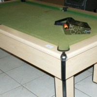 Pool Table - sturdy - good condition.