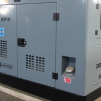 Online Auction: New Diesel Generators 15 to 250kVA