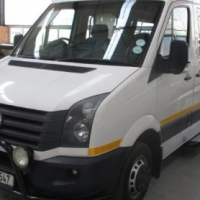 2012 VW Crafter TDi 16 Seater(97785kms)
