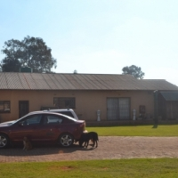 Wheatlands Randfontein 4 hectare with 2 houses