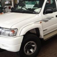 2003 Toyota Hilux 3.0 Kzte D/C,  214000 kms Service History