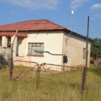 This property need a lot work and is sold as is