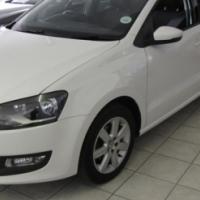 2013 Volkswagen Polo 1.6 Comfortline 5 Door