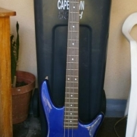 IBANEZ GSR200 BASS GUITAR - JEWEL BLUE
