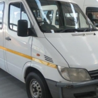 2000 Mercedes Benz Sprinter 313 CDi 15 Seater(217116kms)