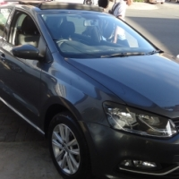 2015 polo 6 TSi 1.6 sun roof available for sale
