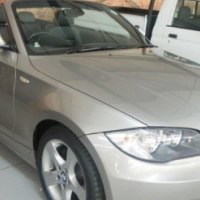 2010 BMW 120i Convertible(95646kms)