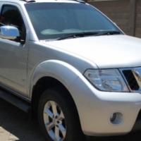2014 Nissan Navara Double Cab 3.0 V6