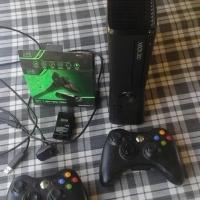 Xbox 360 te koop met 2 remotes 1 battery pack en 10 games for sale  Bela Bela