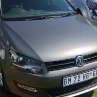 2011 Volkswagen Polo 1.4 Comfortline R139900.00