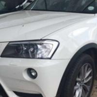 BMW X series SUV X3 xDrive20d
