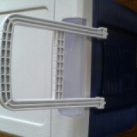 Camp Master trolley cooler box for sale