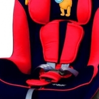 Pooh Bear Booster Seat