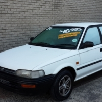 Toyota Conquest 160i RS Automatic