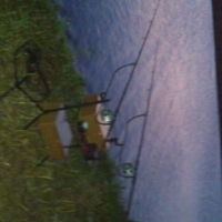 FISHING BOX UP FOR GRABS