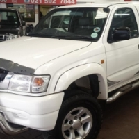 2005 Toyota Hilux 2.7  S/Cab Legend35 with 192000Km's, Service History,