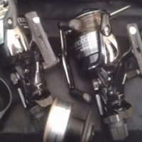 Rods and Reels for sale
