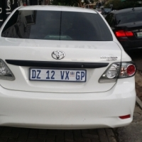 Toyota corolla quest 1.6 model 2014 available for sale