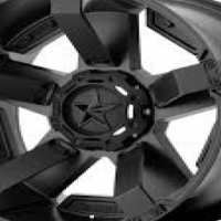 "20"" ROCKSTAR II MAGS & TYRES - TO FIT VW AMAROK"
