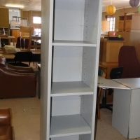 Lovely 5 Tier Steel Shelving Unit in excellent condition - R450 Neg.