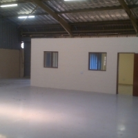 200 300 sqm factories with offices Florentia alberton
