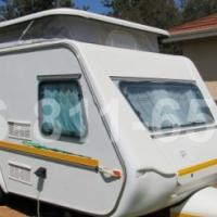 2004 gypsey romany caravan