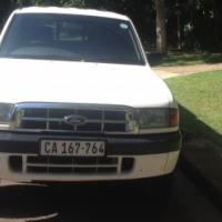 2002 Ford Ranger 2.5 H-Trail P/U D/C