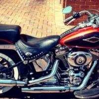 2013 Harley Heritage Softail Classic