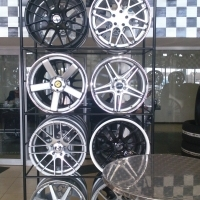 "20"" IMPORTED MAGS & TYRES - BMW , AUDI , MERC , CHEV LUMINA & OTHER"