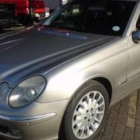 Mercedes Benz E Class E 500 7SP A/T