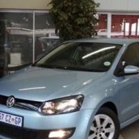 VW Polo 1.2 TDI BLUEMOTION 5DR