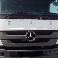 2009 MERCEDES BENZ AXOR 3340 RIGID IN A VERY GOOD CONDITION FOR SALE