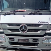 2009 Mercedes Benz Actros 2650 mp2 with v6 engine