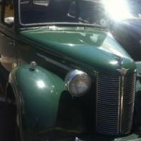 1947 Austin 16 Classic