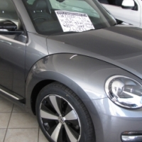 2012 Volkswagen Beetle 1.4 Tsi Sport, Coupe, Manual