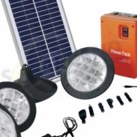 Solar Home Light Kit - Maiden Electronics