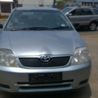 2005 Toyota Runx in good condition for R 69999