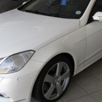 2010 Mercedes Benz E500 AMG Coupe A/T