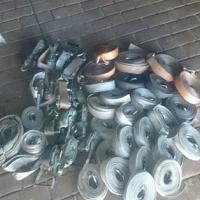 Tarps, straps and Ratchet's