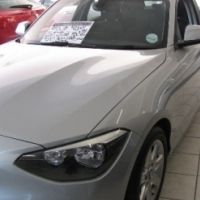 2012 BMW 118i, 5Door F20, Manual