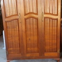 2 matching wardrobes for sale