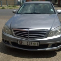 Mercedes Benz c220 cdi in good condition for R 115,000.00