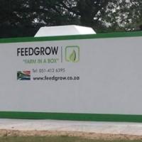 FEEDGROW MACHINE ( FARM IN A BOX )