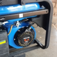 2.2 Kw 5.5 HP Petrol Generator