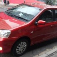 2012 TOYOT ETIOS  Sedan, 1.5  Selling Price 71,999 NEGOTIABLE,
