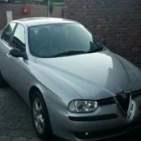 Alfa Romeo156 Selespeed Tiptronic 2002, 2L