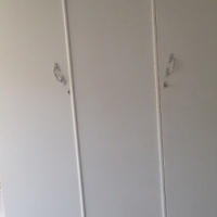 Cupboard--3 door Frystark