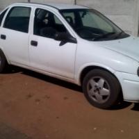 Opel Corsa 1.3 sedan spares