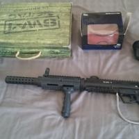 Valken SW1 paintball gun